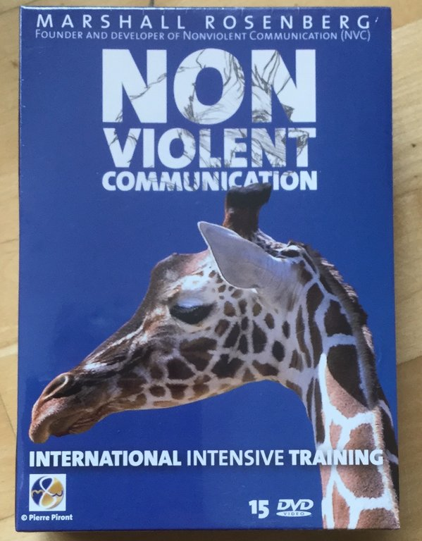 Nonviolent Communication International Intensive Training ...